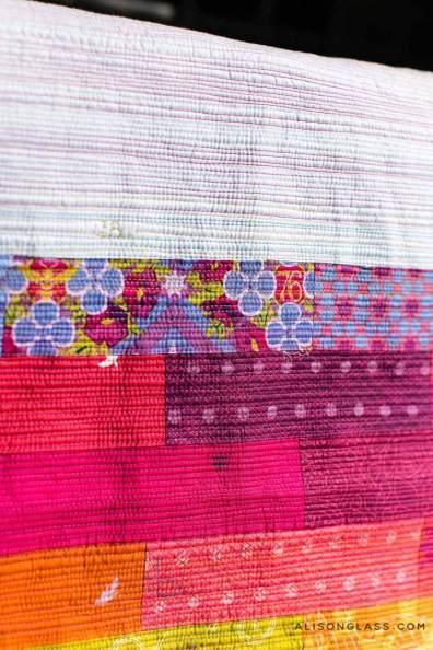 Matchstick Quilt Patchwork