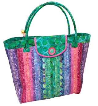 Anything Goes Bag by Aunties Two Patterns