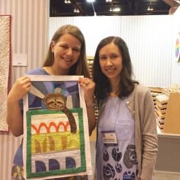 Jenni Smith & Carolyn Friedlander