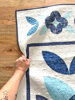Karen Quilt Pattern by Main Street Market Designs