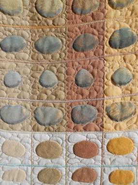 Pebblewave Detail by Sheena Norquay