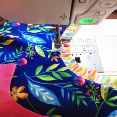 dress making - frolic - tamara kate