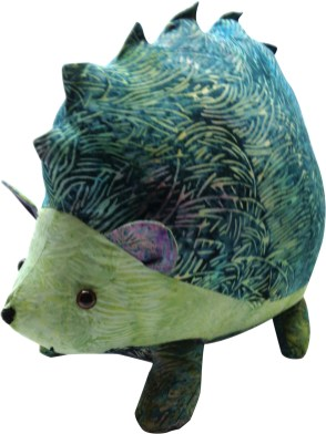 Hanna Hedgehog by Funky Friends Factory