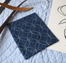 Hand Stitched Sashiko by Jenni Smith