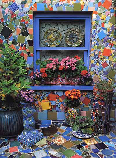 Sample Mosaic by Kaffe Fassett - View All