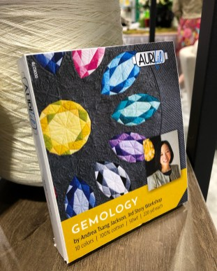 Gemology || Andrea Tsang Jackson