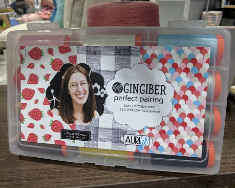 Gingiber's Perfect Pairing || Stacie Bloomfield