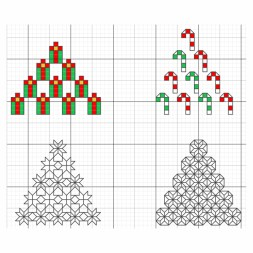 July 13 - Christmas Trees