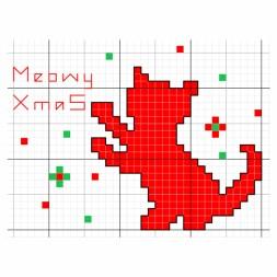 July 15 - Meowy Christmas