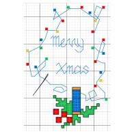 July 18 - Stitchy Merry Christmas