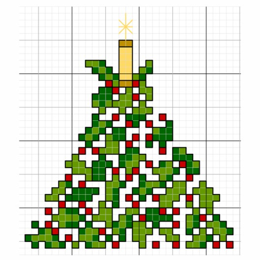 July 23 - Christmas Tree