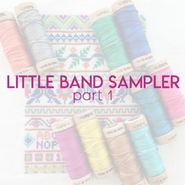 Little Band Sampler, Part 1
