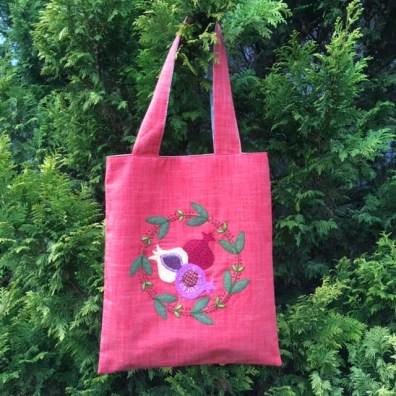 pomegranite bag