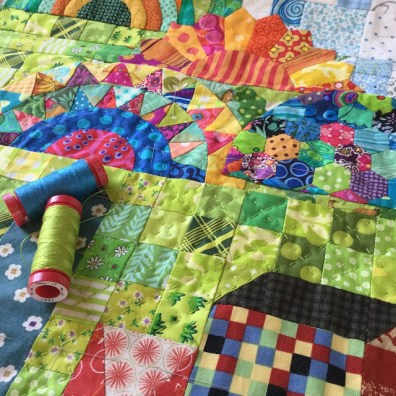 by Wendy Welsh of Wendy's Quilts and More