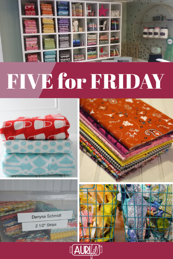 Five for Friday 12.27