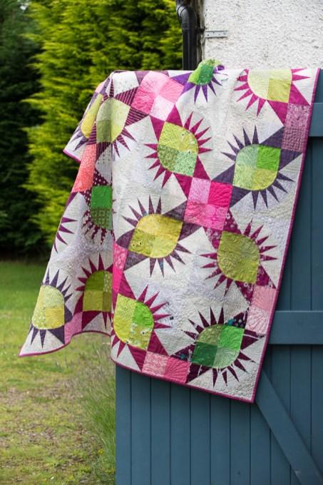 TTH pattern quilt