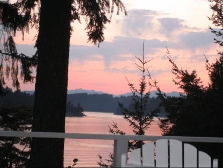 View from McKenna's Deck