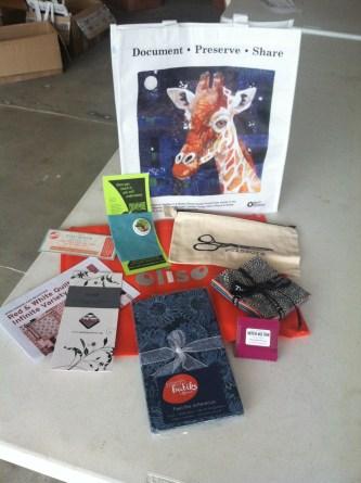 2015 Bag + goodies