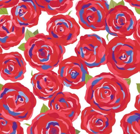 Roses Main, Red