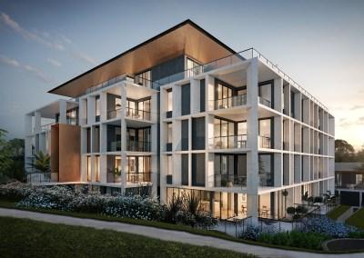 Adeline Pymble Apartments