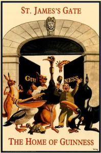 Guinness Ad-St James