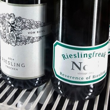 Riesling from Canberra