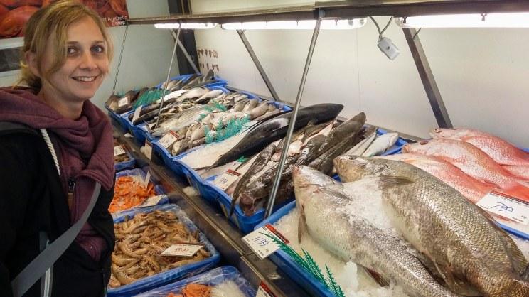 Fyshwick Fresh Food Markets, Claudi