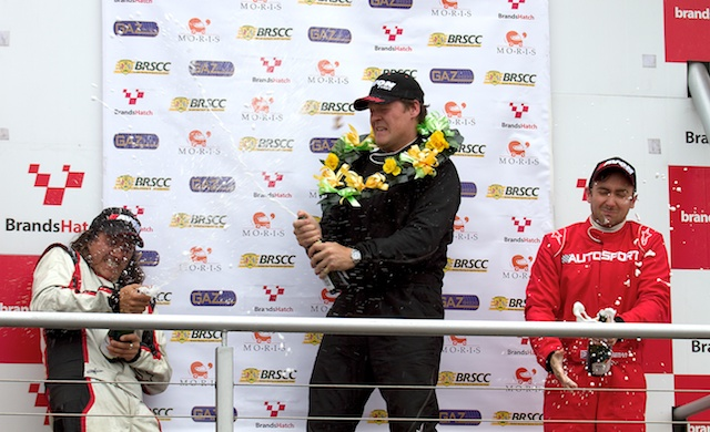 Podium Finish