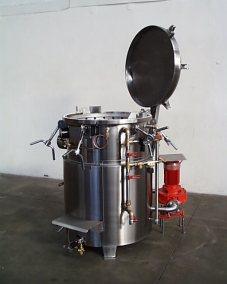 Autoclave GAZ INOX