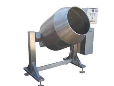 Melangeur rotatif industriel réalisé par auriol SA