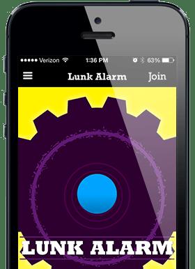 Lunk Alarm : alarm, Planet, Fitness, Lunkinator, Mobile