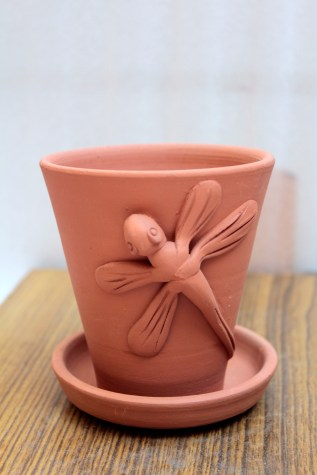 Dragonfly Planter