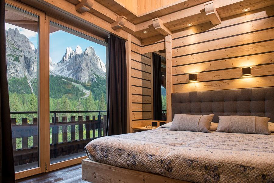 Hotel Chalet Lago Antorno  Tre Cime Dolomiti