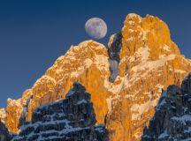 Chiaro di luna - Tre Cime Dolomiti