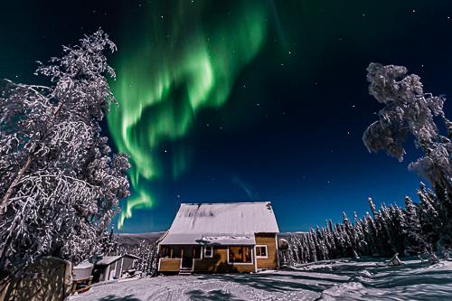 house aurora heart