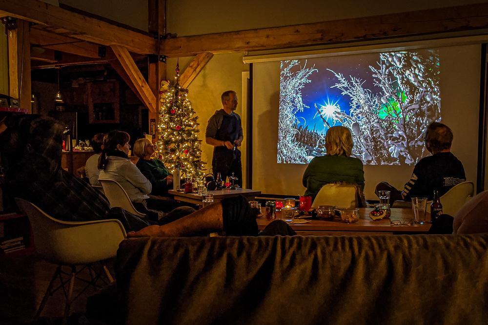 photo class presentation slide show aurora