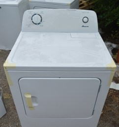 amana ned4655ew 29 034 white front load electric  [ 2000 x 3008 Pixel ]