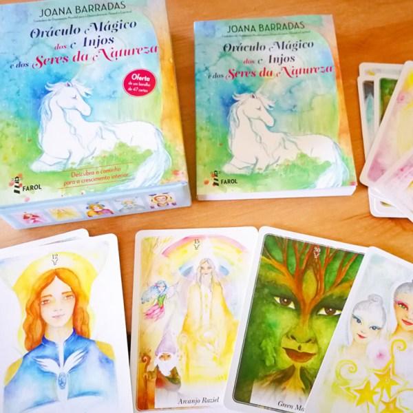 Oráculo Mágico dos Anjos e dos Seres da Natureza