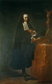 Felice Cignani - Ritratto del Marchese Giovan Battista Albicini - sala_di_S_Michele_arcangelo