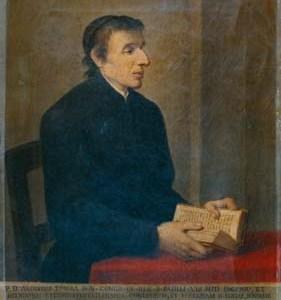 Giuseppe Rambelli - Ritratto di Aloisio Tomba - Salone Giallo (Sala del consiglio)