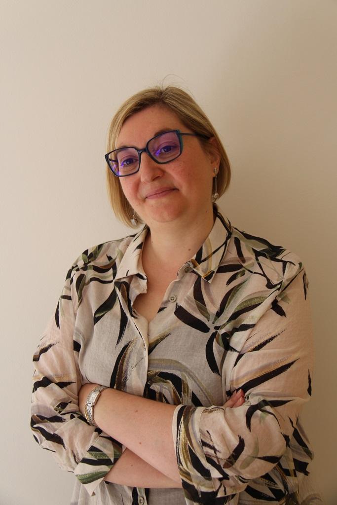 Claudia Frates maestra elementari