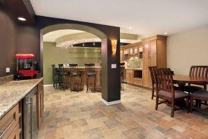 basement bar remodel cost investment gain