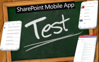 SharePoint iOS Mobile App Review