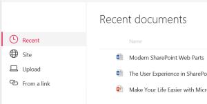 Document sources