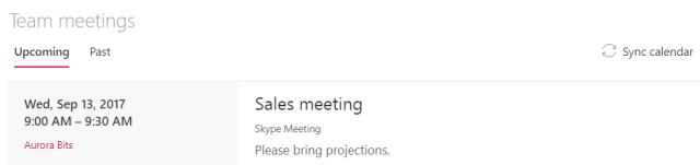 Group Calendar Web Part