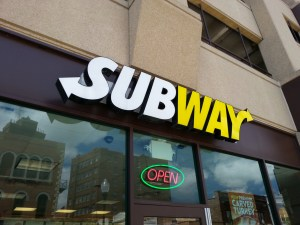dining subway
