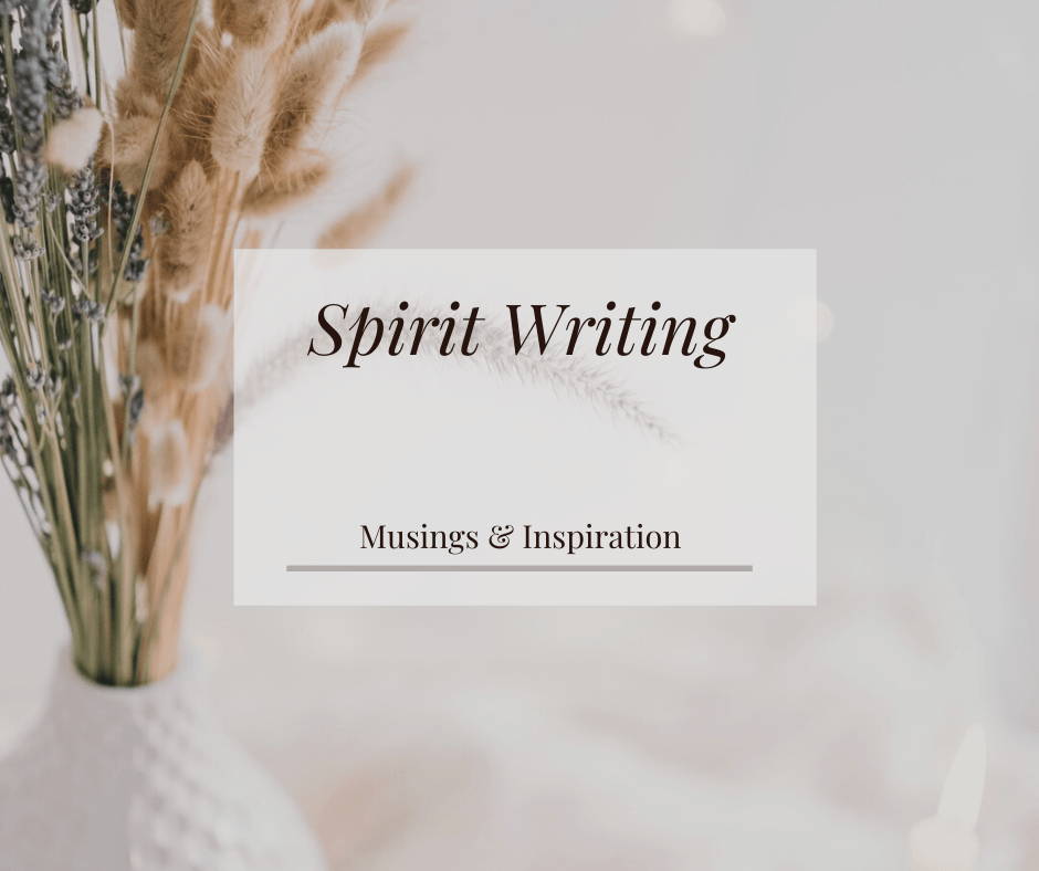 Spirit Writing And How It Can Support You