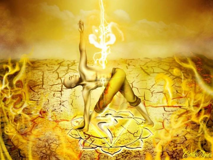 Chakra Activation Workshop Series – Day 13 – Solar Plexus Chakra, Manipura