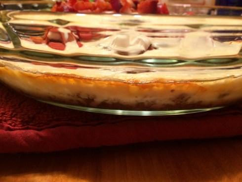 Cheese Dip with Chorizo