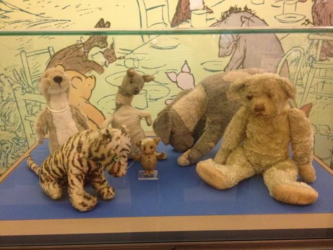 NYC Public Library Winnie the Pooh Originals